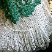 Одежда handmade. Livemaster - original item skirt crochet