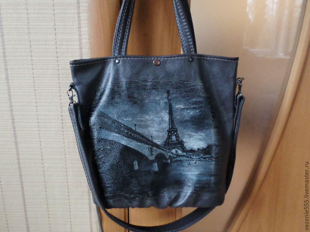 Сумка  кожаная женская Champ de Mars, Классическая сумка, Ногинск,  Фото №1