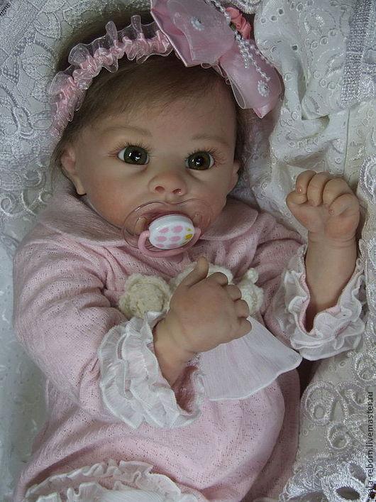 Куклы-младенцы и reborn ручной работы. Ярмарка Мастеров - ручная работа. Купить Кукла реборн Габриэлла. Handmade. Хороший подарок
