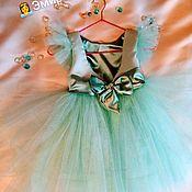 Платья ручной работы. Ярмарка Мастеров - ручная работа Платье тифани. Handmade.
