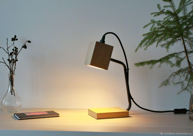 Nattlys Lamp, Table lamps, St. Petersburg,  Фото №1