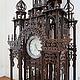 Часы для дома ручной работы. Ярмарка Мастеров - ручная работа. Купить Часы напольные деревянные ручной работы. Handmade.
