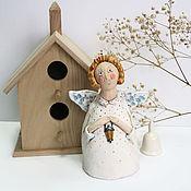 Для дома и интерьера ручной работы. Ярмарка Мастеров - ручная работа Ангел прилетел. Handmade.