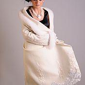 Одежда ручной работы. Ярмарка Мастеров - ручная работа пальто ФЕЯ. Handmade.