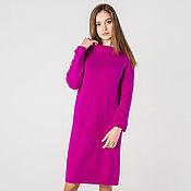 Одежда ручной работы. Ярмарка Мастеров - ручная работа Платье ручной работы``Pink Yarrow``. Handmade.