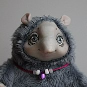 Куклы и игрушки ручной работы. Ярмарка Мастеров - ручная работа Тапирчик. Handmade.