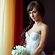 Свадебный корсет с чашками от Gleamnight fashion-studio