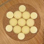 Косметика ручной работы. Ярмарка Мастеров - ручная работа Гидрофильные плитки для умывания. Handmade.