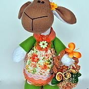 Куклы и игрушки ручной работы. Ярмарка Мастеров - ручная работа Овечки на любое настроение. Handmade.