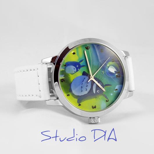 Часы Под Заказ - Мультик Торото. Студия Дизайнерских Часов DIA.