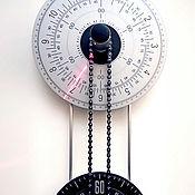 Часы классические ручной работы. Ярмарка Мастеров - ручная работа Часы Chrono Ray Machine no. 001. Handmade.