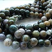 Материалы для творчества handmade. Livemaster - original item Smooth Jasper beads 8, 10, 12mm. Handmade.