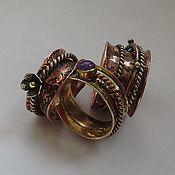 Украшения ручной работы. Ярмарка Мастеров - ручная работа Spinner ring - кольцо для кинестетиков. Handmade.