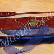 Подарки к праздникам ручной работы. Ярмарка Мастеров - ручная работа Волшебная палочка для королевы. Handmade.