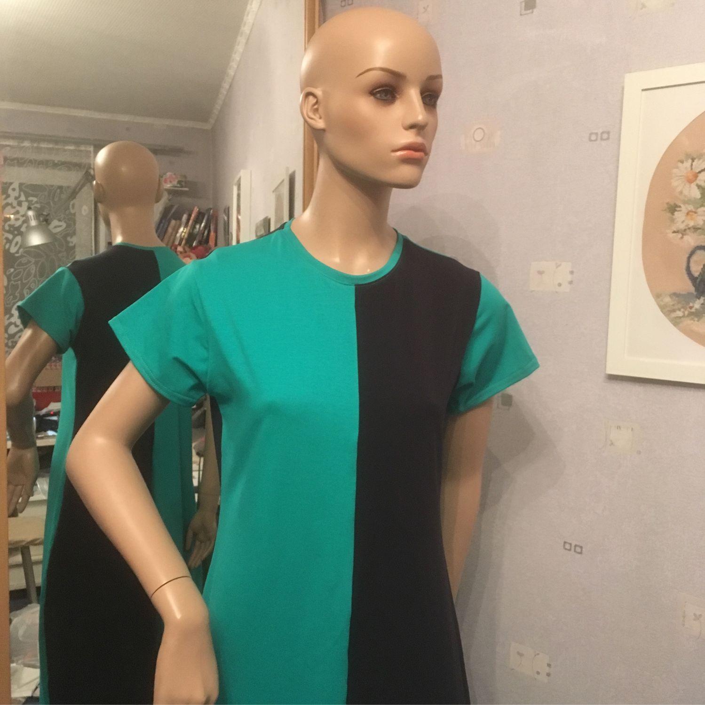 трикотажное платье купить в интернет магазине на ярмарке мастеров
