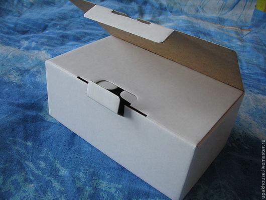 Упаковка ручной работы. Ярмарка Мастеров - ручная работа. Купить гофрокоробка. Handmade. Простая упаковка, гофрокартон