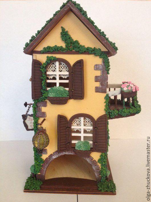 Кухня ручной работы. Ярмарка Мастеров - ручная работа. Купить Чайный домик. Handmade. Чайный домик, оригинальный подарок