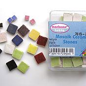 Материалы для творчества handmade. Livemaster - original item Mosaic with glaze 2 sizes multiple colors. Handmade.