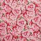 Блузки ручной работы. Рубашка из 100% хлопка с цветочным принтом на выбор. TOMMI (tommi-brand). Ярмарка Мастеров. Розы