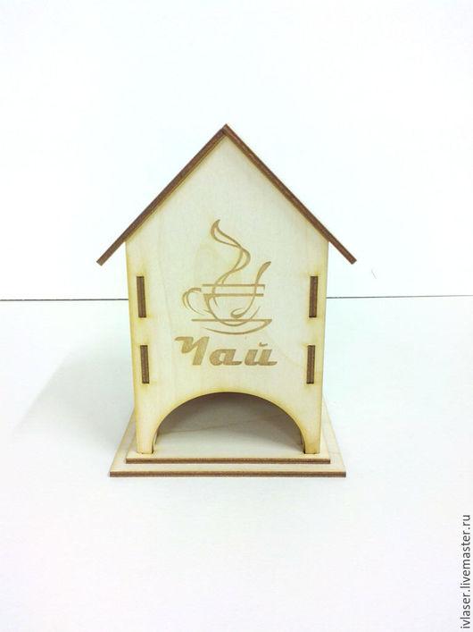 IVL-115-3 Чайный домик заготовка для декупажа и рописи