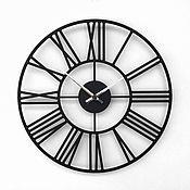 Часы классические ручной работы. Ярмарка Мастеров - ручная работа Часы настенные 40см Rooma. Handmade.