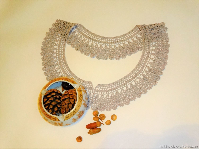 Collar crochet lace No. №56, Collars, Bataysk,  Фото №1