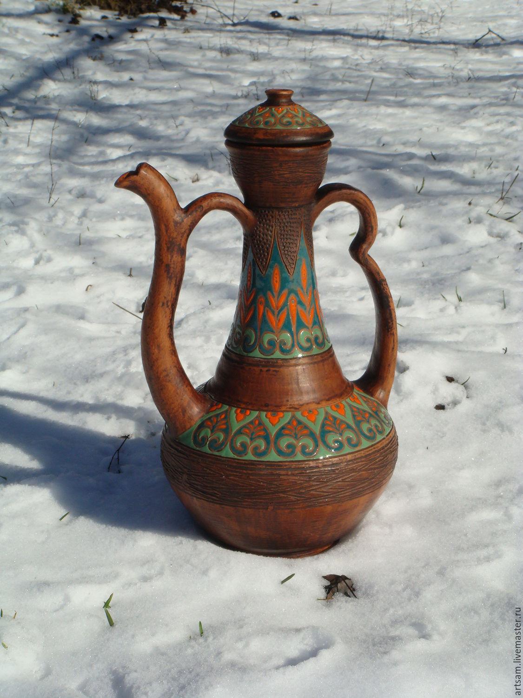 Знакомство с изделиями из керамики востока