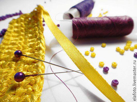 Фото-работы ручной работы. Ярмарка Мастеров - ручная работа. Купить Контрасты. Handmade. Желтый, контрасты, фурнитура, фотопано, фотокомпозиция