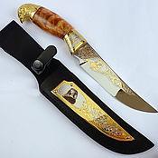 Для дома и интерьера handmade. Livemaster - original item Knife