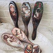Сувениры и подарки handmade. Livemaster - original item Combs kids, different. Handmade.