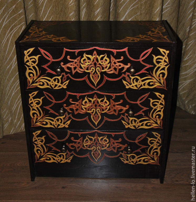 The Chest ' Dragon', Dressers, Konakovo,  Фото №1