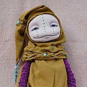 Куклы и игрушки ручной работы. Ярмарка Мастеров - ручная работа Коллекционная войлочная кукла Капивака №8. Handmade.