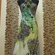 """Sundresses handmade. Livemaster - original item Авторское платье """"Змея-Искусительница"""".Резерв. Handmade."""
