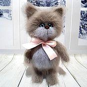 Куклы и игрушки handmade. Livemaster - original item Kitten Baby. Handmade.