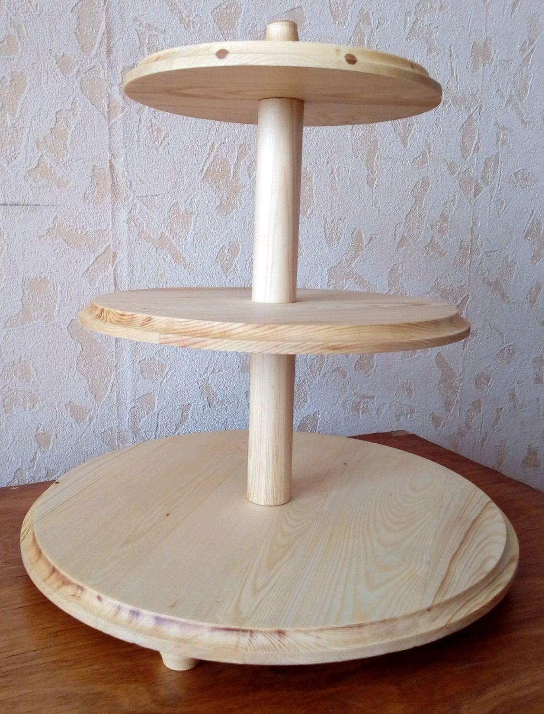 Подставка для торта, Кухня, Пугачев, Фото №1
