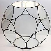 Цветы и флористика handmade. Livemaster - original item The Floriana. Ball 1. Floriana vase, 25 cm. Handmade.