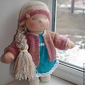 Куклы и игрушки ручной работы. Ярмарка Мастеров - ручная работа Waldorf doll, Силия. Handmade.