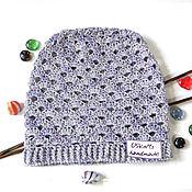 Аксессуары handmade. Livemaster - original item Easy openwork crochet hat. Handmade.