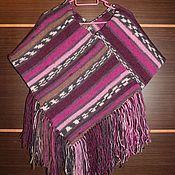 """Одежда ручной работы. Ярмарка Мастеров - ручная работа Пончо """"Мексикано"""". Handmade."""