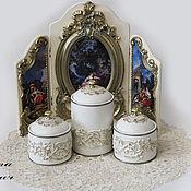 Для дома и интерьера handmade. Livemaster - original item A set of jars for bulk Florence. Handmade.