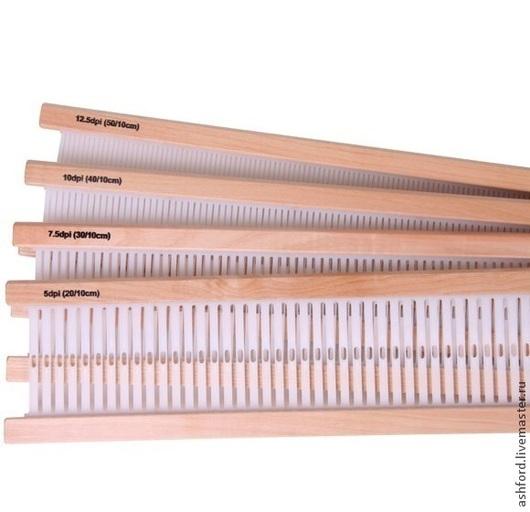 Другие виды рукоделия ручной работы. Ярмарка Мастеров - ручная работа. Купить Бердо для портативного ткацкого станка (knitters loom reeds). Handmade.