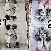 Материалы для творчества ручной работы. Ярмарка Мастеров - ручная работа Салфетки для декупажа 7 видов. Handmade.