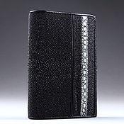 Сумки и аксессуары handmade. Livemaster - original item Stingray leather wallet IMC0001B. Handmade.