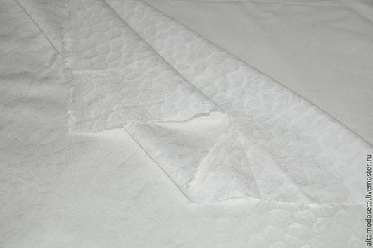 """Шитье ручной работы. Ярмарка Мастеров - ручная работа. Купить Хлопок с шелком  """"Armani"""". Handmade. Ткани для рукоделия, одежда на заказ"""
