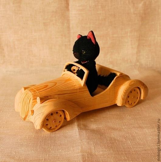Техника ручной работы. Ярмарка Мастеров - ручная работа. Купить Атомобиль Пежо для Куклы. Handmade. Автомобиль, машинка