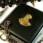Сувениры и подарки handmade. Livemaster - original item Cigarette case for 20 cigarettes with the symbols of the USSR
