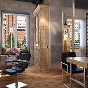 Для дома и интерьера ручной работы. Ярмарка Мастеров - ручная работа Мебель в салон красоты. Handmade.