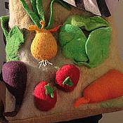 Сумки и аксессуары handmade. Livemaster - original item Magic shopping bag