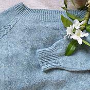 Одежда handmade. Livemaster - original item Classic Jumper