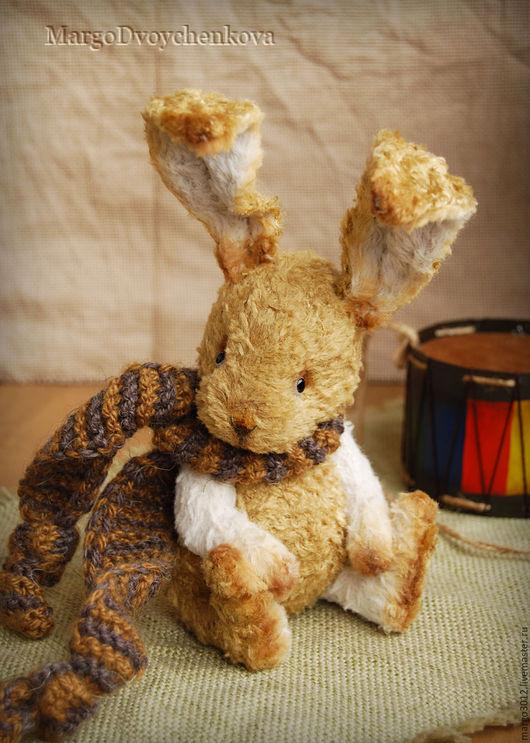 Мишки Тедди ручной работы. Ярмарка Мастеров - ручная работа. Купить Патрик. Handmade. Рыжий, подарок девушке, gift